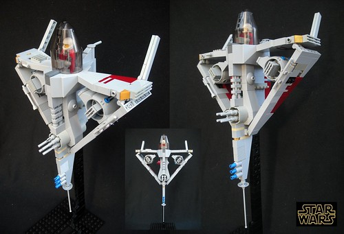 Vertical Starfighter: Rebel G4
