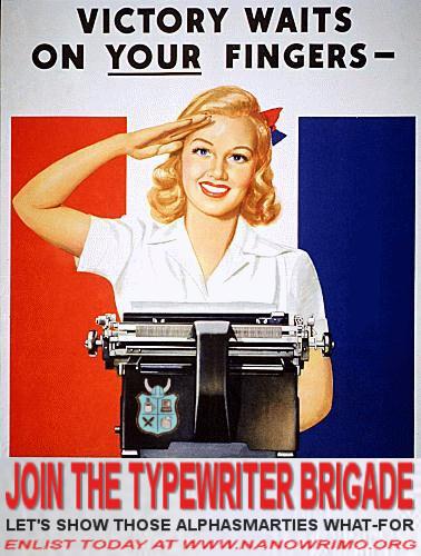 Brigade Poster