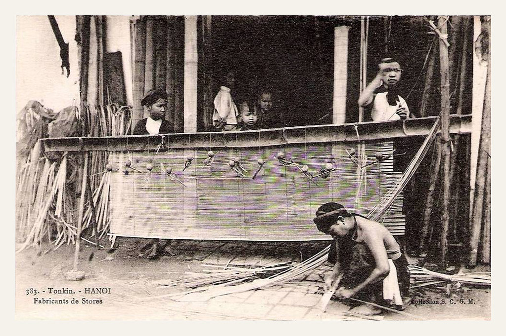 fabricants de stores à Hanoï