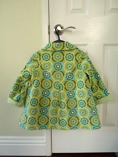 Dear My Kids Double breasted coat