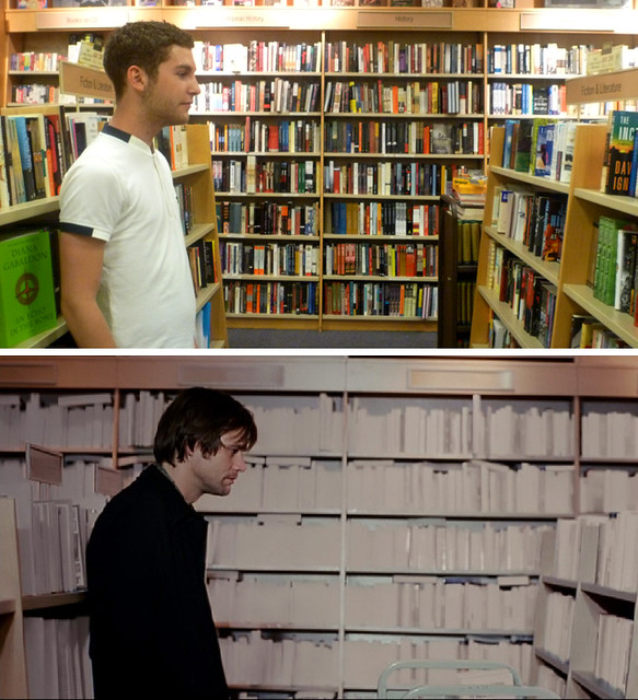 Eternal Sunshine Of The Spotless Mind - The Bookstore