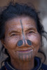 Arunachal Pradesh : Apatani, the portraits #3