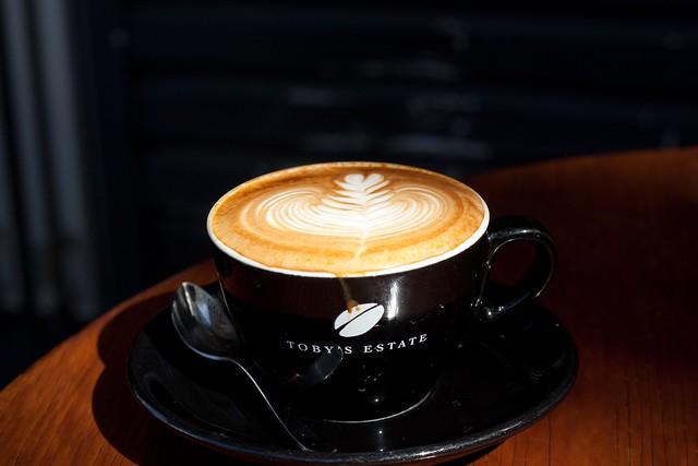 Tobys Estate Cafe, Potts Point