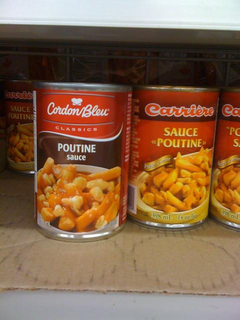 Homemade Poutine Gravy | wyldflour |Canned Poutine Sauce