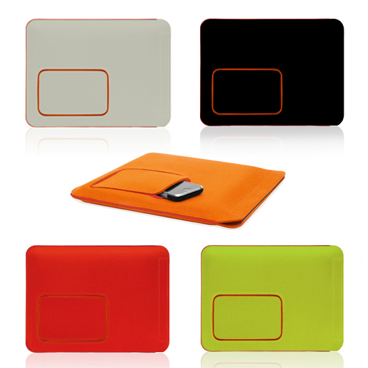 Laptop sleeve collection by redmaloo