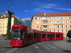 Bombardier FLEXITY Outlook Innsbruck