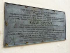 Photo of John Palmer, John Henderson, Robert William Elliston, Theatre Royal, Bath, and 10 other