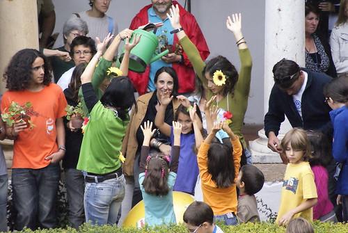 Faro's energetic and cheerful community