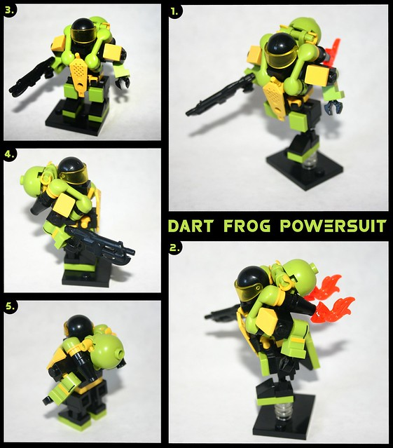 Dart Frog Powersuit