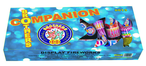 Epic Fireworks: COMPANION selection Box