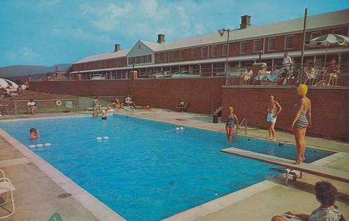 The Cardboard America Motel Archive Wayne Motor Lodge