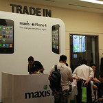 Maxis iPhone 4 Launch Day