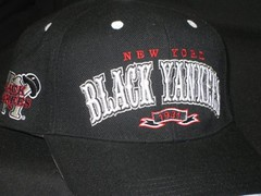 NY Black Yankees Cap ($25)