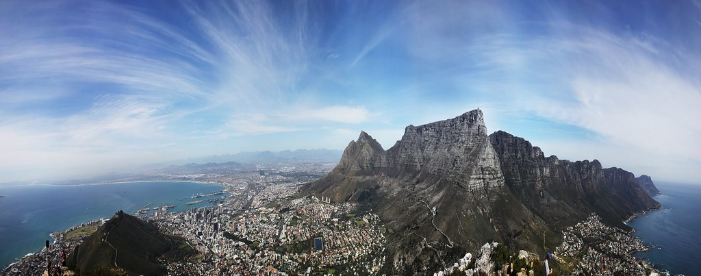 Table Mountain Pano