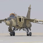 A Royal Air Force of Oman Jaguar