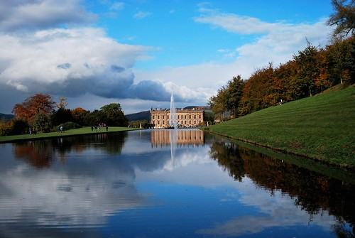 Chatsworth After The Rain