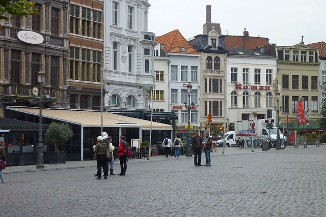 275 - Antwerpen, Anvers, Amberes