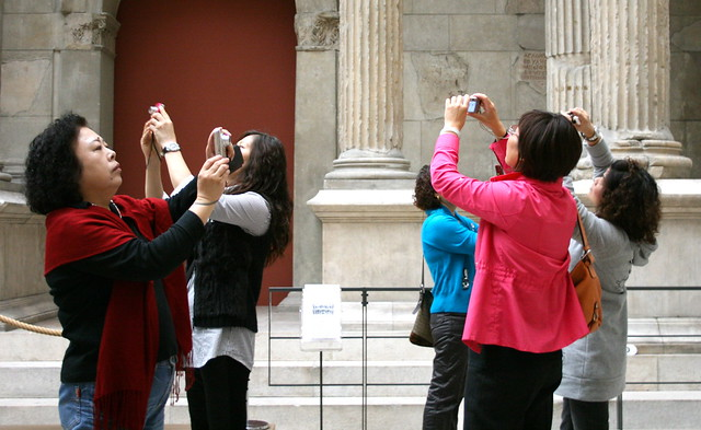 Фото туристов грозный