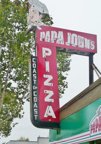 PAPA JOHN'S PIZZA SAN LEANDRO CALIF.
