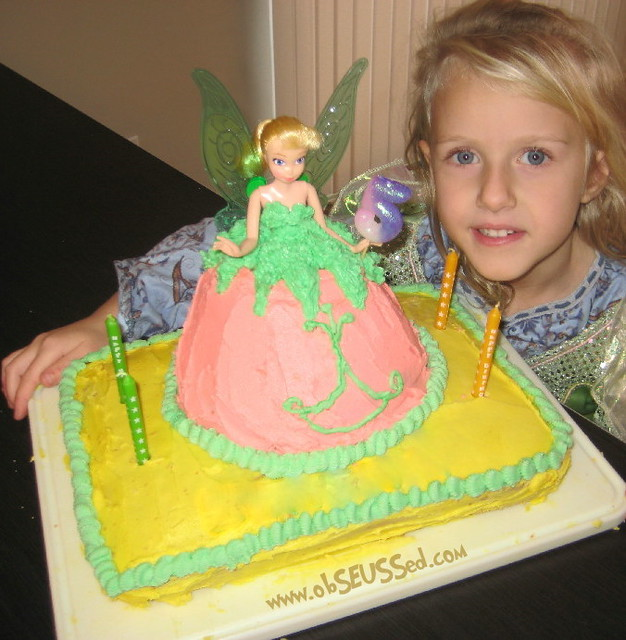 tinkerbell barbie