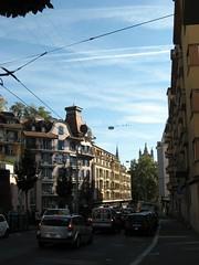 Lausanne street