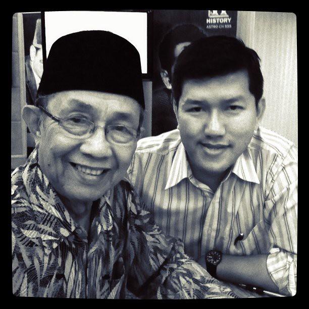 Nostalgia Bersama Datuk Aziz Satar