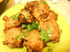 tandoori chicken(0.0), meal(1.0), chicken meat(1.0), fried food(1.0), chicken tikka(1.0), meat(1.0), produce(1.0), food(1.0), dish(1.0), cuisine(1.0), fried chicken(1.0),