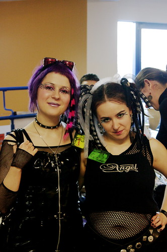 Cyberpunk Girls