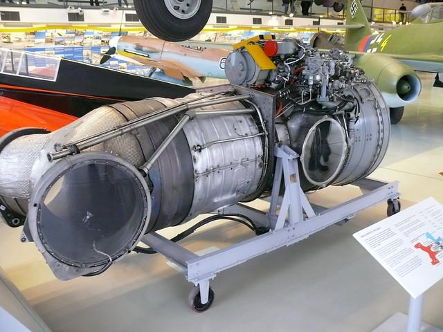 Rolls-Royce Pegasus-Mantelstromtriebwerk