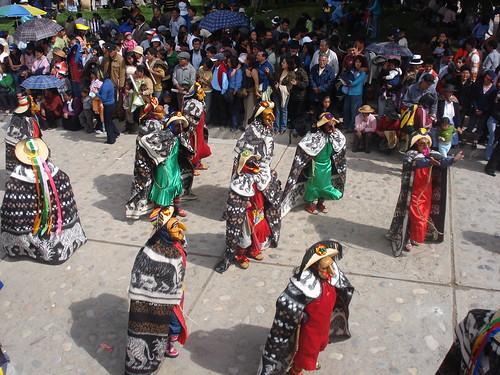 Huaconada de Mito Patrimonio Cultural y Material de la Humanidad
