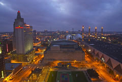 Dawn in Kansas City