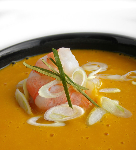 Thai style pumpkin soup | Flickr - Photo Sharing!