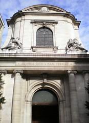 ST NICOLAS DU CHARDONNET, PARIS, FRANCE