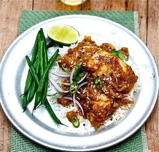Goan fish curry meals in heels for Goan fish curry recipe