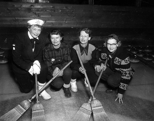 Women's Curling Bonspiel Champs