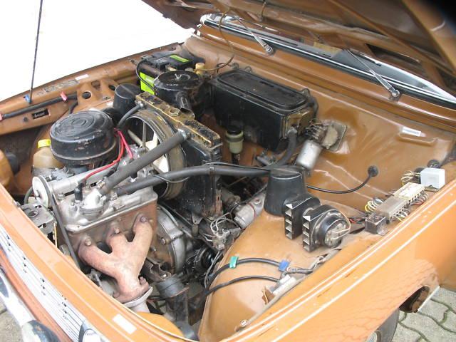 1976 wartburg 353 engine flickr photo sharing. Black Bedroom Furniture Sets. Home Design Ideas