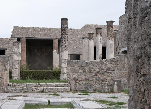 The Basilica, Pompeii