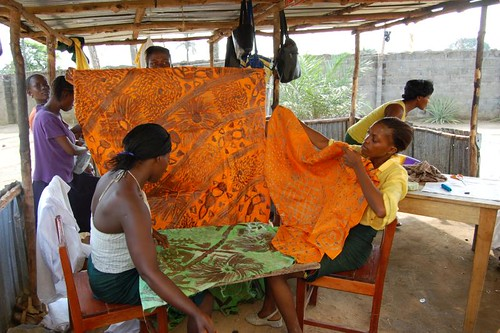 Making clothing