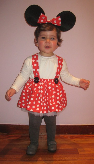 El disfraz de Minnie 3. | Flickr - Photo Sharing!