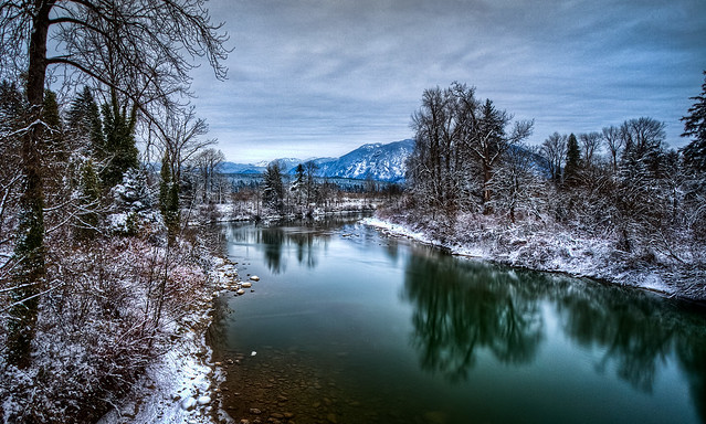 Upper Snoqualmie River HDR