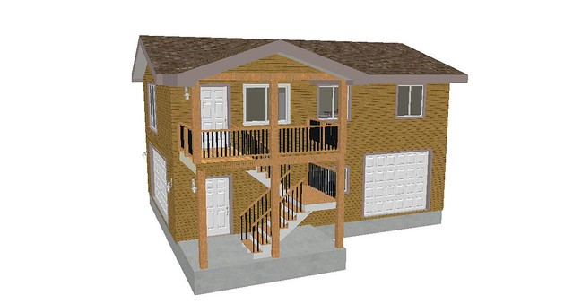 Pdf garages g418 apartment garage plans 26 x 36 x 9 for 36 x 36 garage with apartment