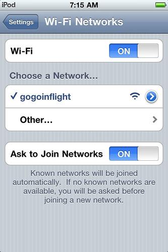 Gogo Inflight