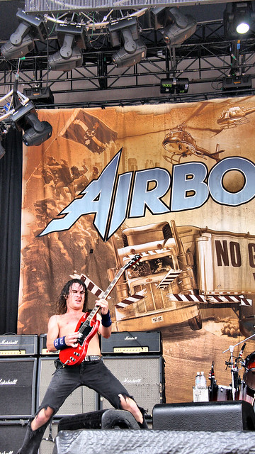 Header of Airbourne