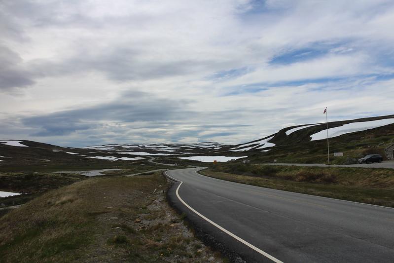 Hardangervidda biltur med Ole