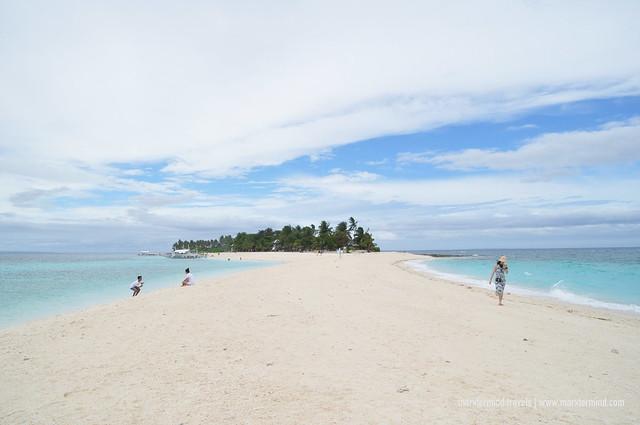 Kalanggaman Island DIY Trip