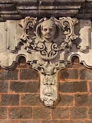 porfirian house detail