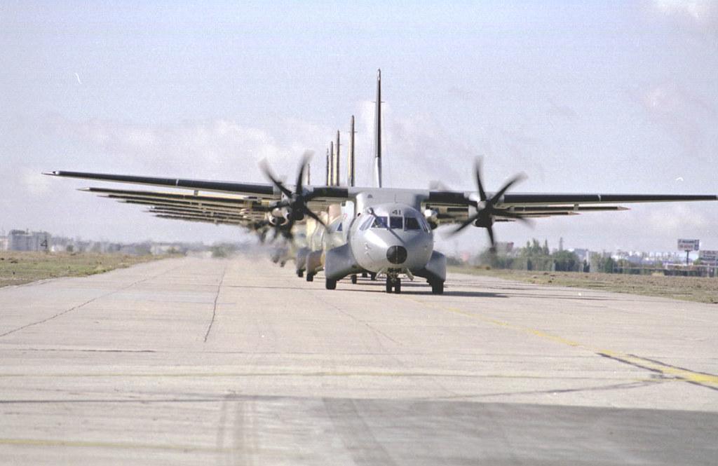 Airbus C-295 (T.21)