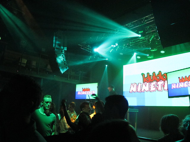 friday, klubb nineties at the tivoli, helsingborg