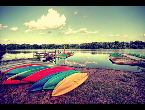 sea lake reflection water clouds mirror nuvole surreal sigma 1020mm colori hdr canoa specchio riflesso nikond80 fedesk8