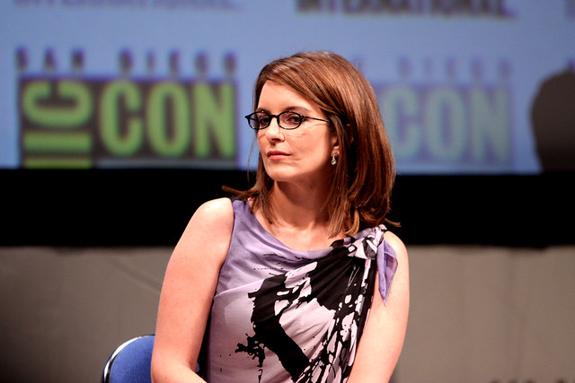 Header of tina fey (actress)